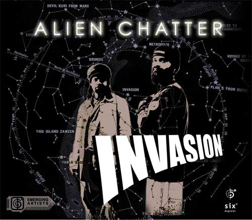 Alien Chatter -- Invasion